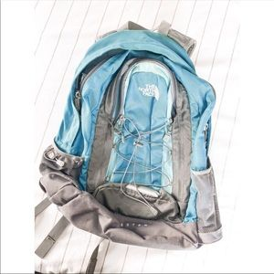 The North Face Jester Blue Backpack